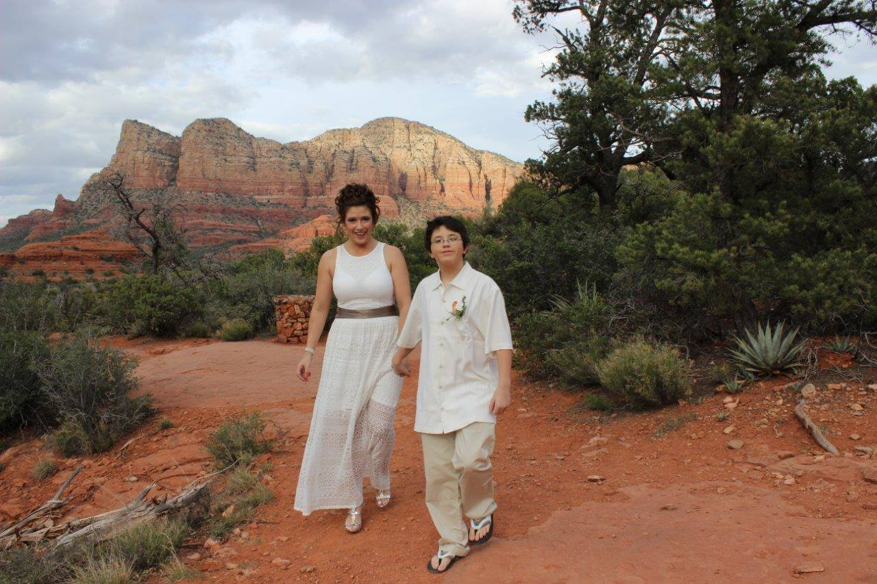 Top 5 Sedona Wedding Sites: Bell Rock