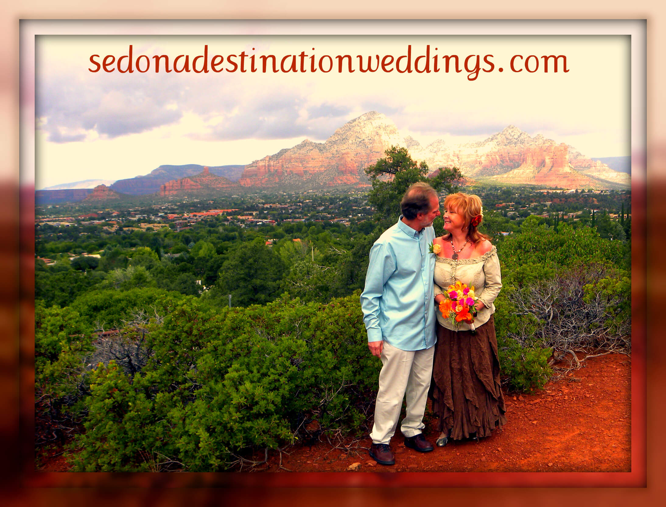 Top 5 Sedona Wedding Sites – Airport Vortex