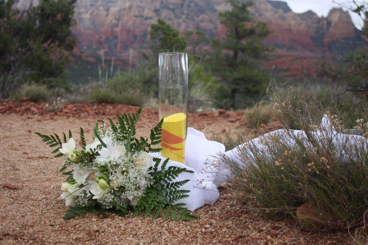 Wedding Traditions: The Sand Ceremony