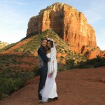 Sedona Wedding At Bell Rock