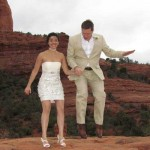 Wedding In Sedona