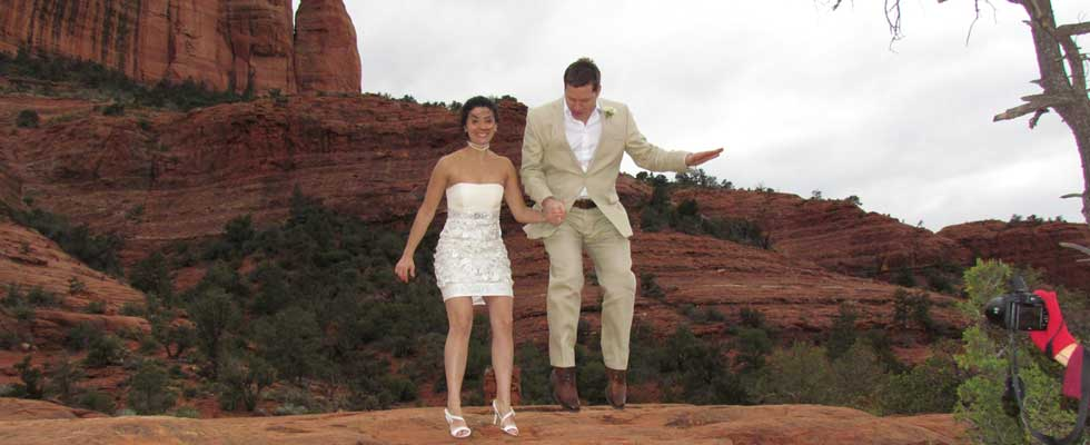 3 Great Reasons – Weddings in Sedona