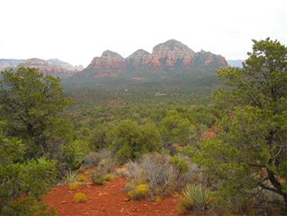 Mystic Vista is a popular sedona wedding venue in the red rocks
