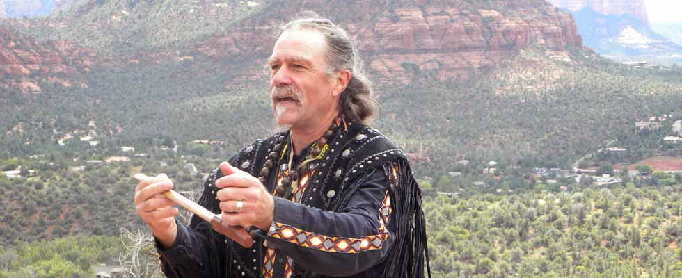 Shamanic Sedona Song
