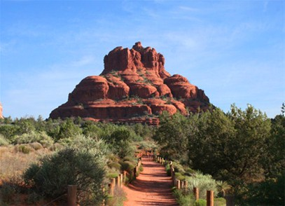 bell rock in Sedona is one of the top wedding venues on the red rocks