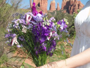 Boquet Of Flowers Rocks