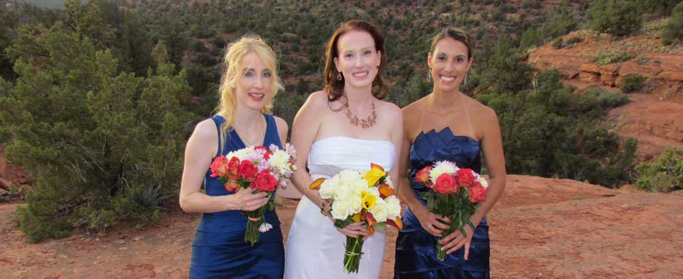 Sedona Wedding Bouquets