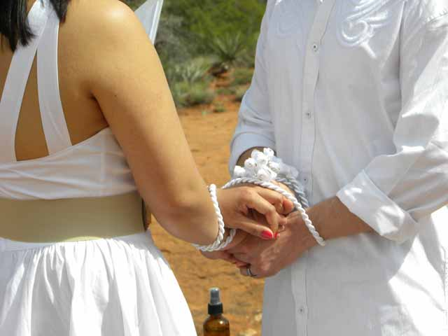 Sedona Commitment Ceremonies