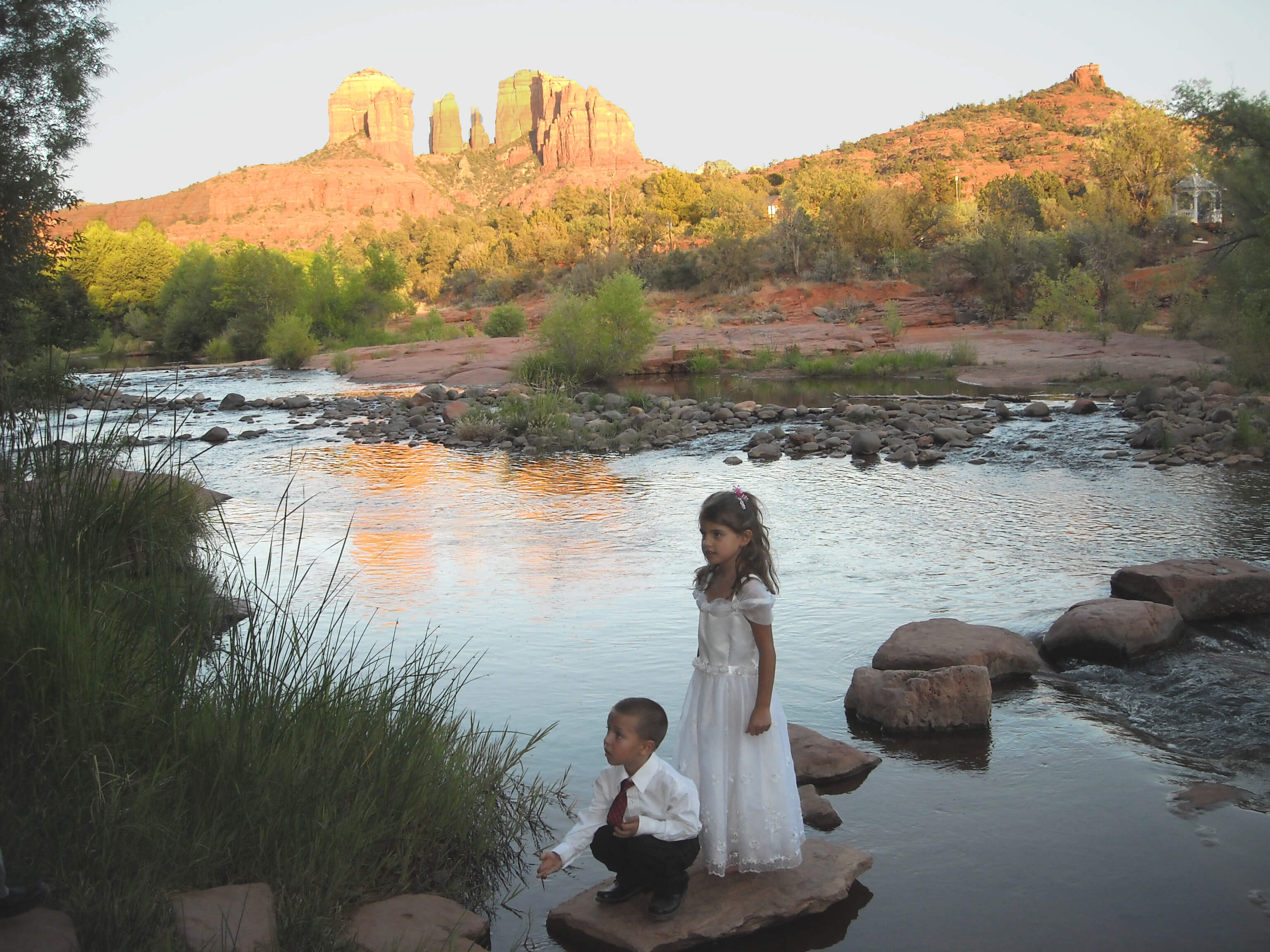 Top 5 Wedding Sites: Red Rock Crossing