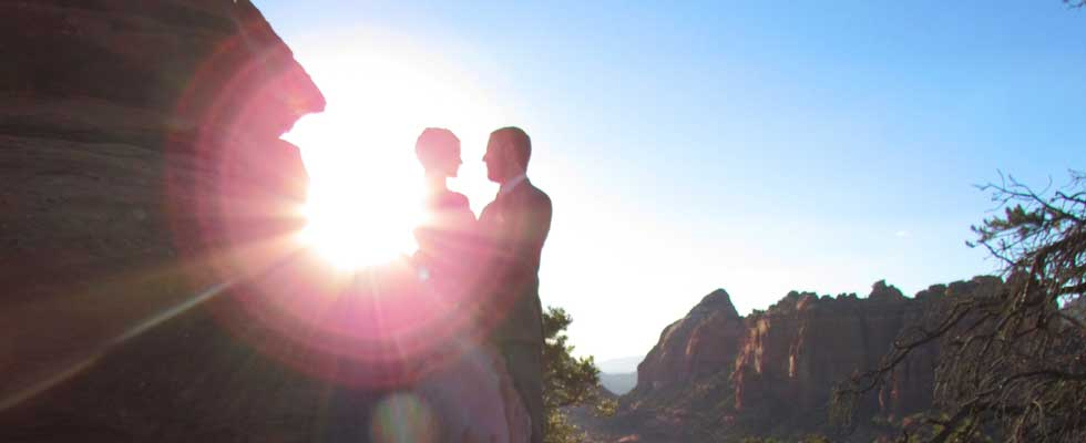 Magical Synchronistic Sedona Weddings