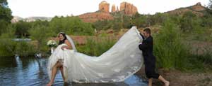 View All Our Sedona Wedding Packages