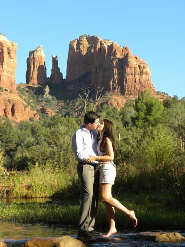 Magical Sedona Wedding Recipe