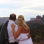 Romantic overlooks abound