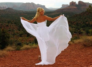 Crystal Vortex Sedona Weddings Packages Offered at Outdoor Venues