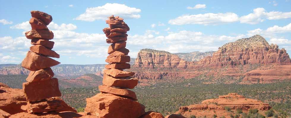Sedona Prayer Rocks