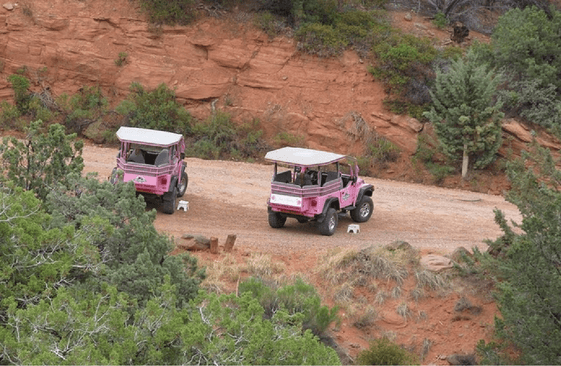 Down The Aisle in a Pink Jeep: Your Sedona Wedding of a Lifetime