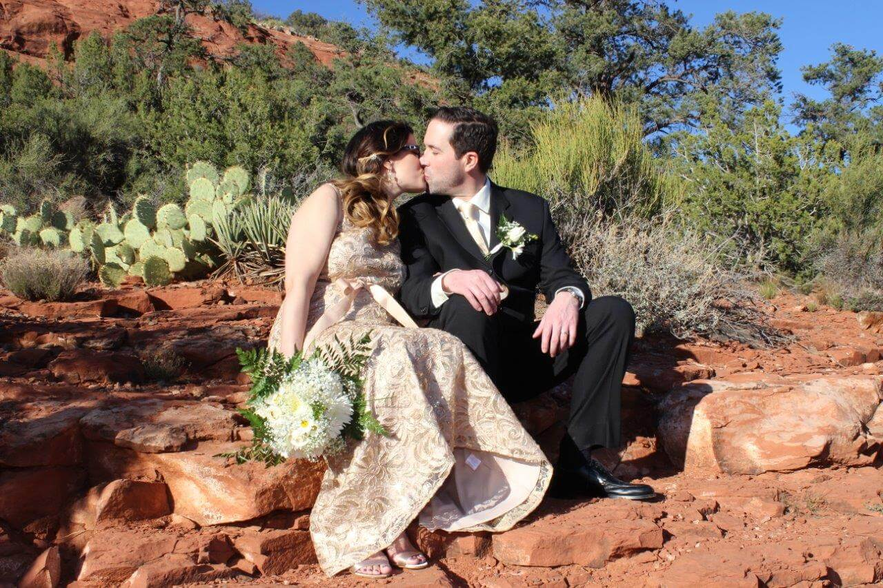 """""""Special and Stress-free Sedona Elopement"""""""