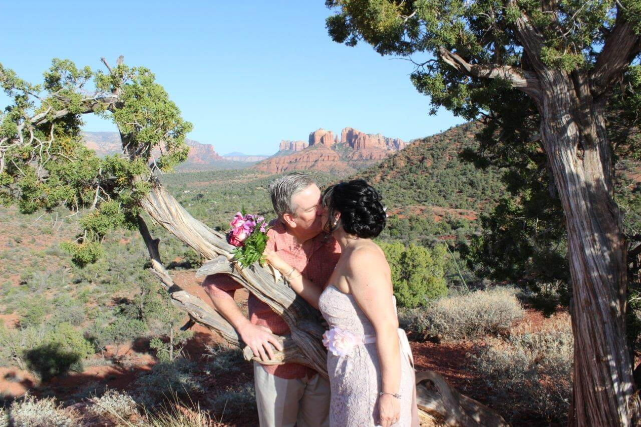 Why We Chose To Elope In Sedona…
