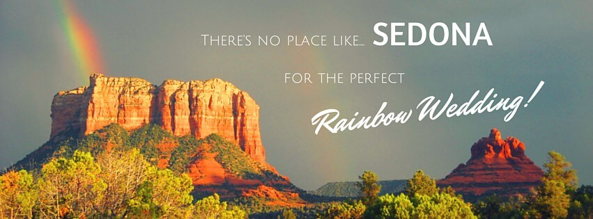 Gay and Lesbian Weddings in Sedona, Arizona