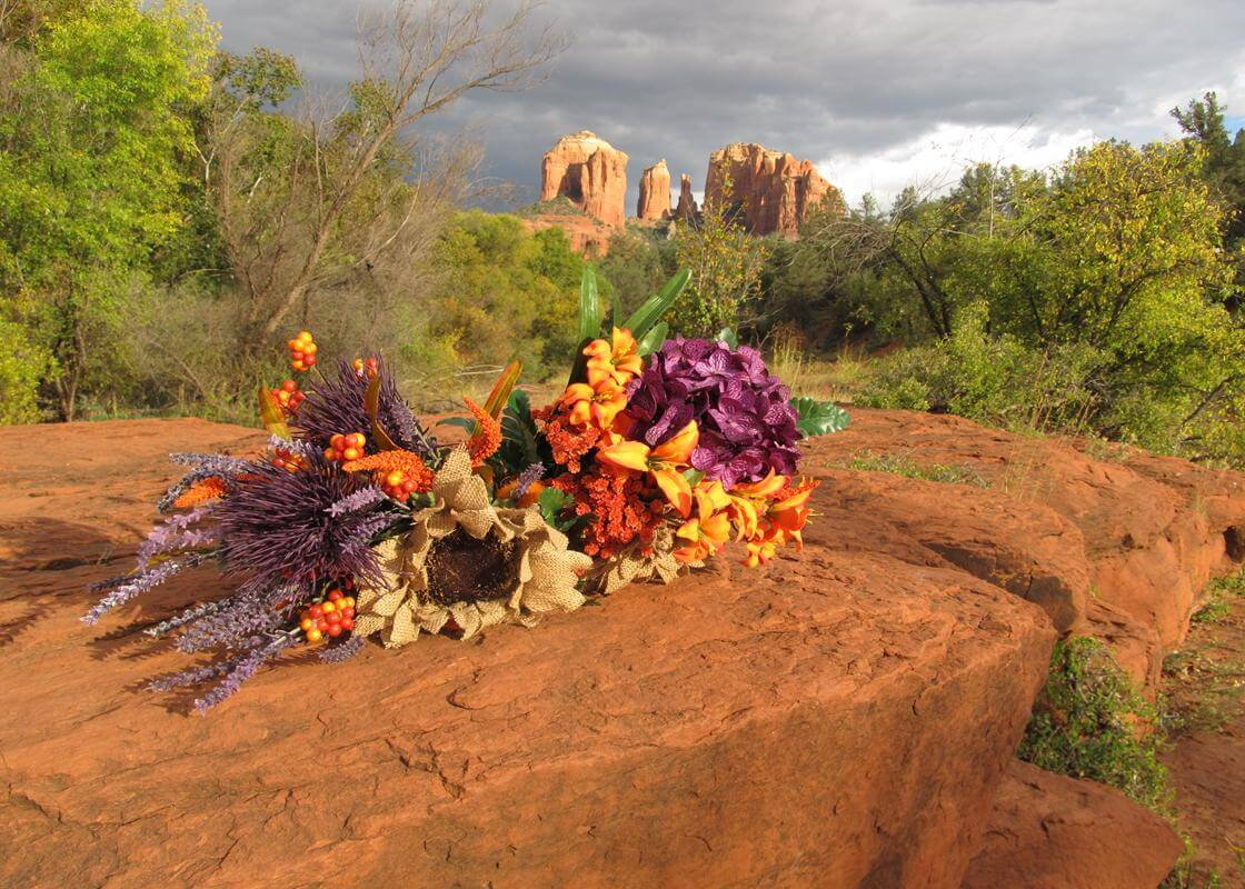 Red Rock Crossing The Most Popular Sedona Wedding Venue