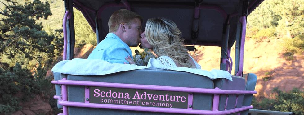 Sedona Adventure Commitment Ceremony