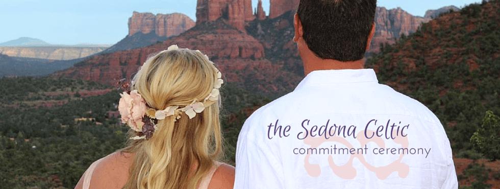 Sedona Celtic Commitment Ceremony