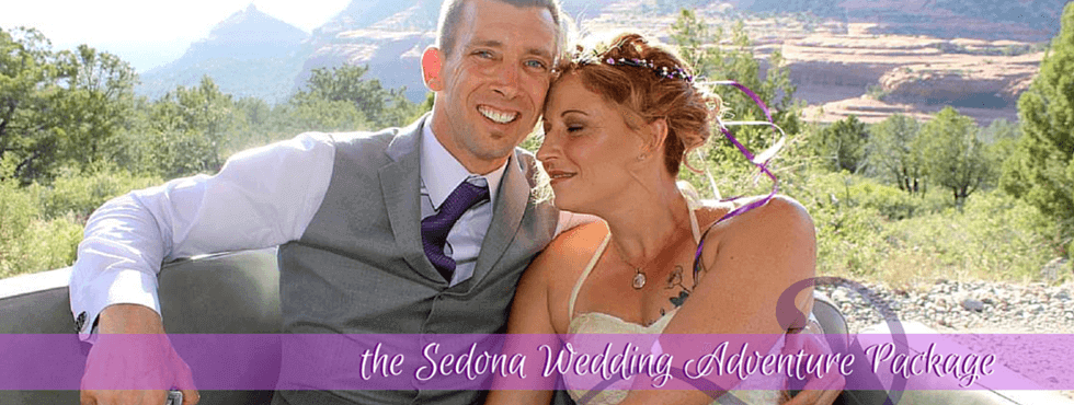 Sedona Adventure Wedding Package