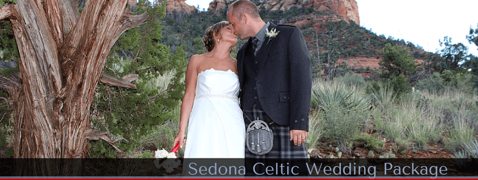 Sedona Celtic Wedding Package