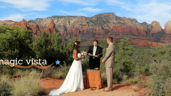 Sedona Wedding Venues.Magic Vista Sedona Is One Of Those Hidden Treasure Wedding