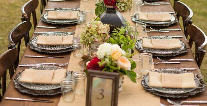 13 Ideas That Will Get You Inspired For Your Fall Outdoor Wedding