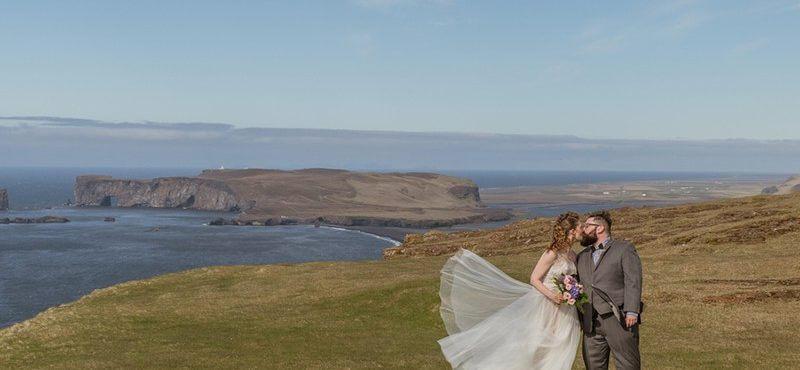 Waterfalls Volcanos Viking Costumes! This Iceland Destination Wedding Rocks