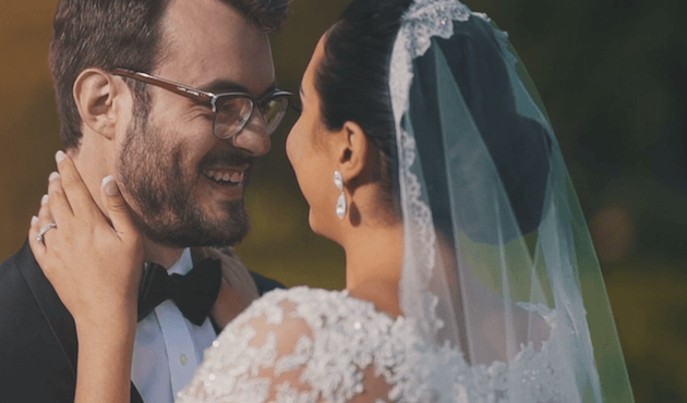 A Romantic Destination Wedding Film in an Ancient Castle