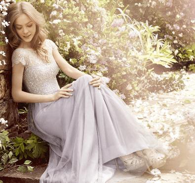 Gorgeous Autumn Wedding Gown Ideas
