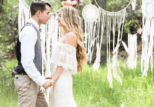 Bohemian-themed Weddings In Sedona