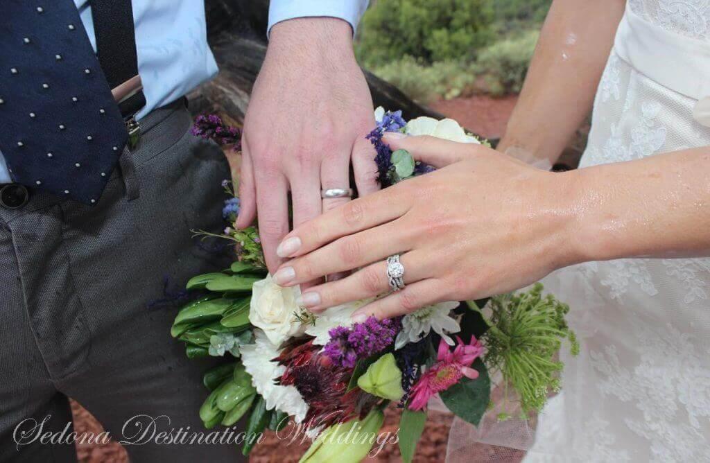 Ryan-Heather Sedona Wedding
