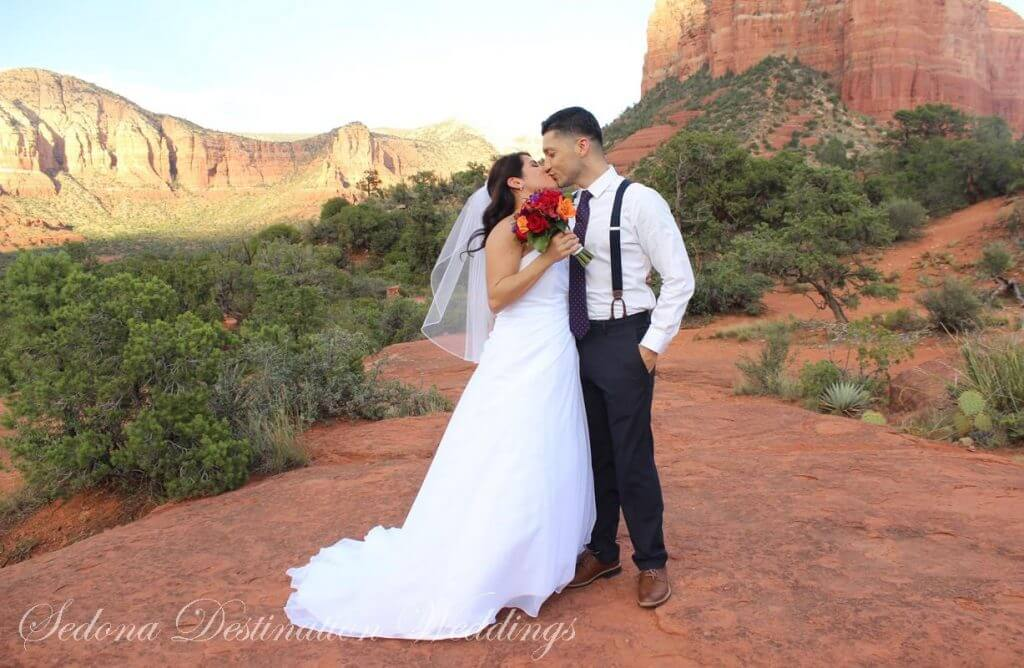 Marriage Vanessa Marco Bell Rock