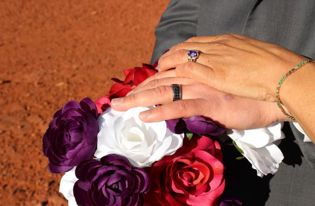 Nichole Jason Sedona Wedding