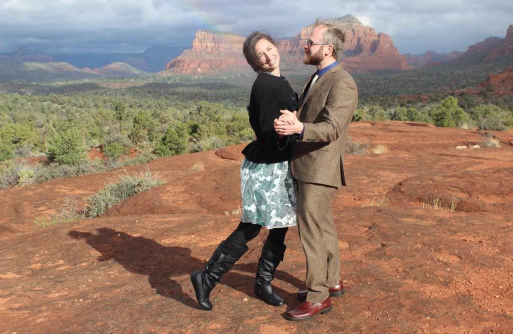Christine and jonathan wedding