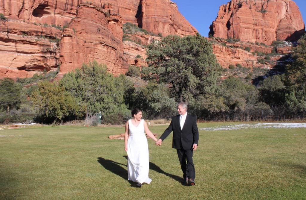 Martha Rich Sedona Wedding