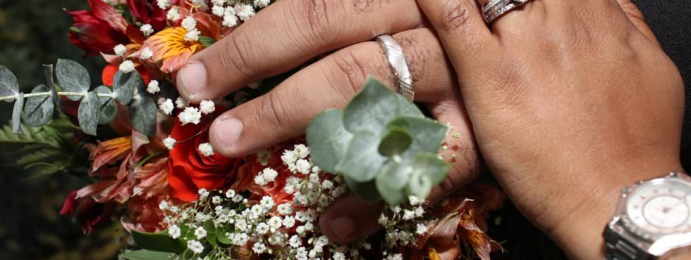The Sedona Wedding of Eboni and Daryl at Creative Life Center Chapel