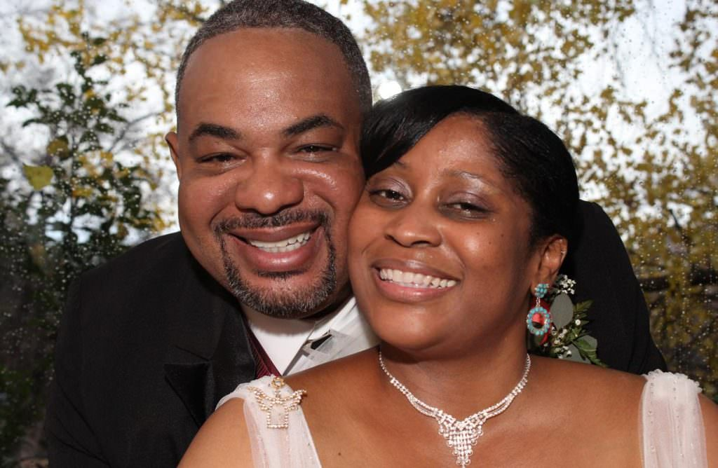 Eboni Daryl Sedona Wedding