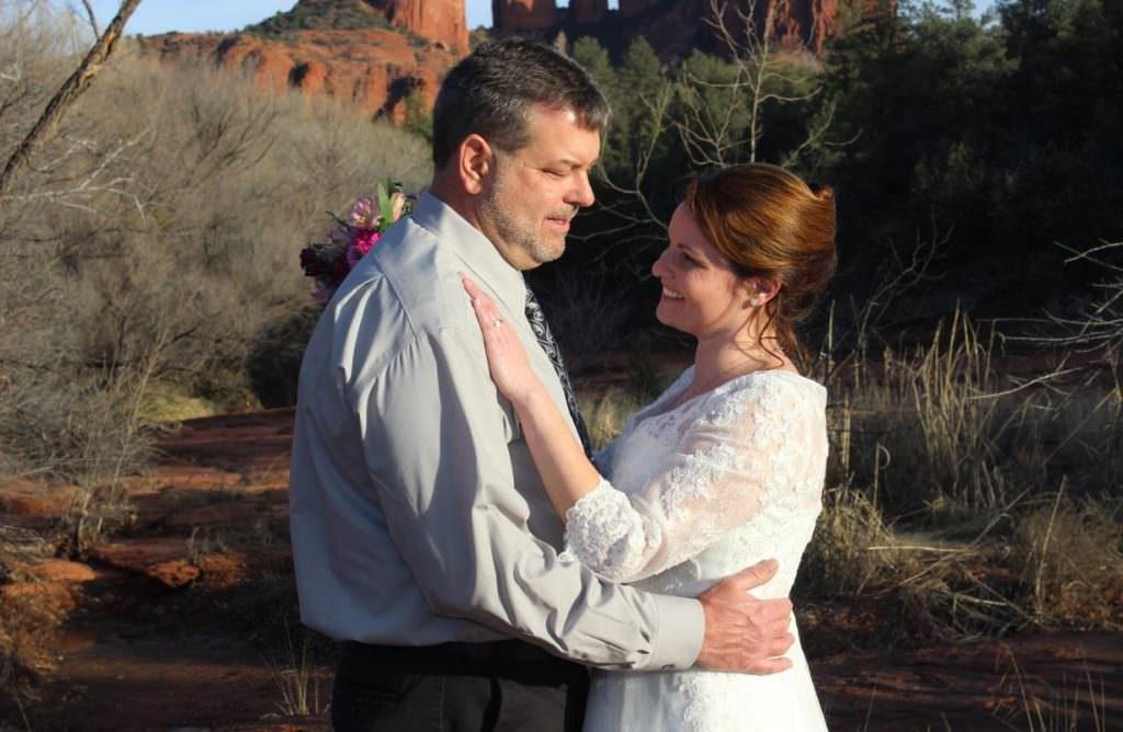 Crystal Scott Sedona Wedding