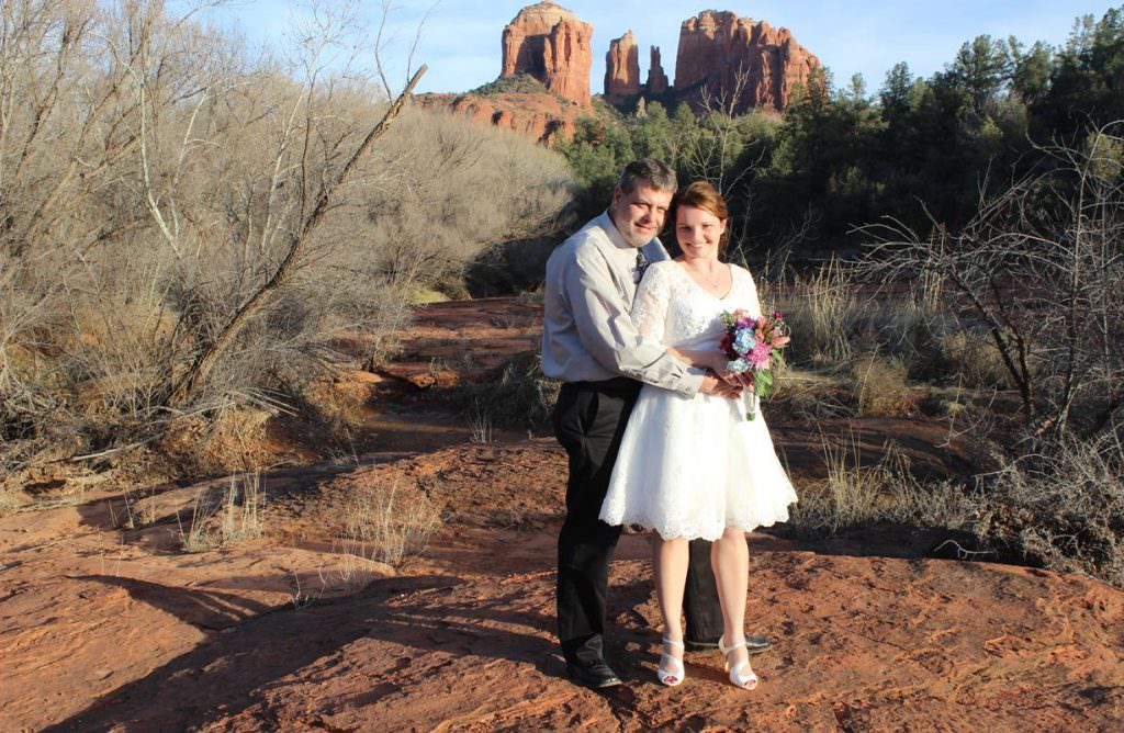 Crystal Scott Sedona Wedding