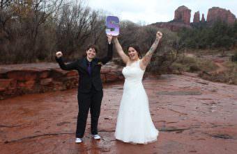 Rachelle Ashley Sedona Wedding