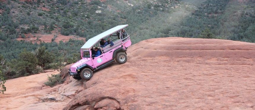 "Kristin & Brian's Pink Jeep Wedding- March 2020 ""Operation Save Love""!"
